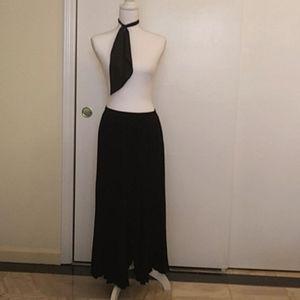 🖤🤠Two Steppin Designs Black Western Skirt Sz M